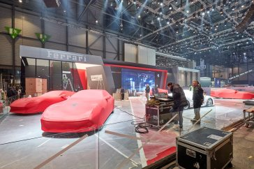111/ 88. Geneva Motorshow, EUROPA, Schweiz, Genf, Copyright by Robert Kah / imagetrust