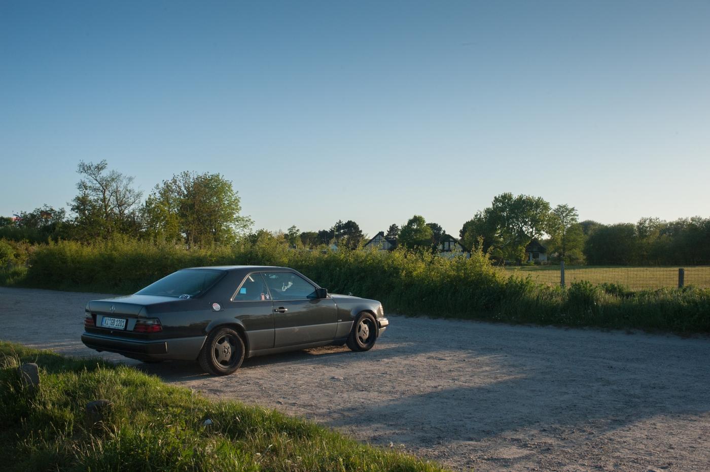 Mercedes 230 CE | Foto: Guido Bellberg