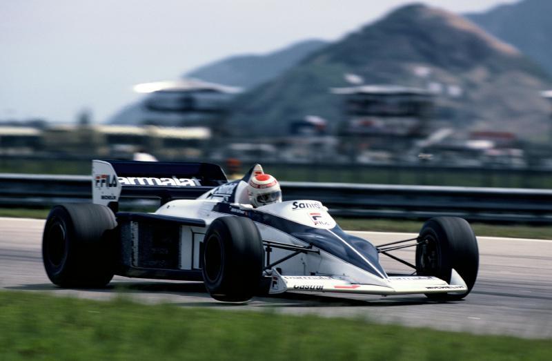 Erster Formel 1 Weltmeister