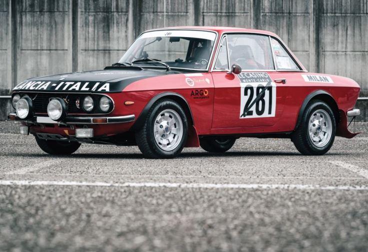 Lancia Fulvia 1 komma drei