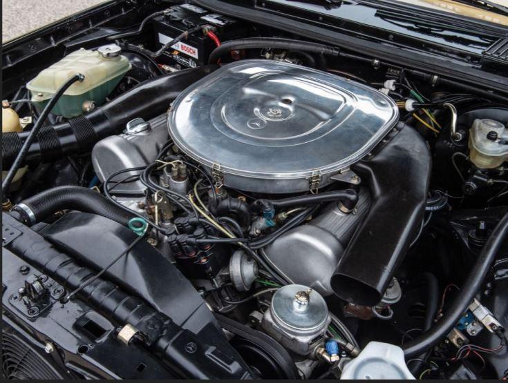 S 123 500 TE 02 Motor